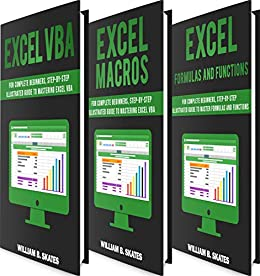 Excel Master: The Complete 3 Books in 1 for Excel - VBA