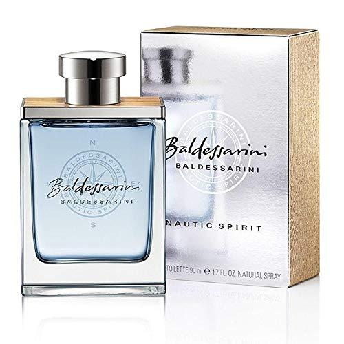 Baldessarini Nautic Spirit homme/ men Eau de Toilette Vaporisateur/ Spray 90 ml, 1er Pack, (1x 90 ml)