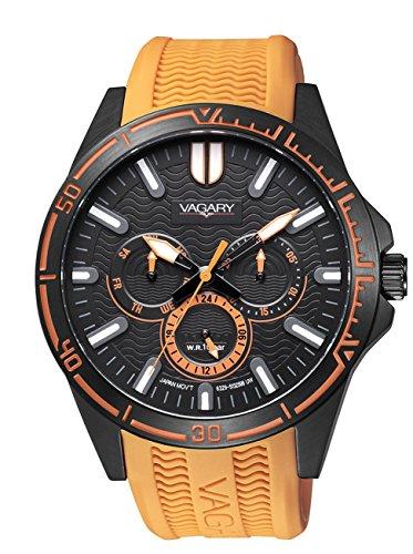 Vagary by Citizen Aqua39 Multifunzione VH0-643-50 - Orologio da polso Uomo