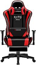 Krzesełko Dla Gier Krzesło Biurowe Ergonomiczne Wysokiej Wstecz Pc Komputer Wyładowywany Krzesło W Stylu Wyścigowym Wideo ...