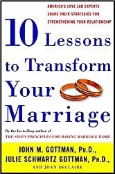 10 lessons to transform your marriage book cover