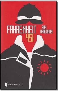 Capa do livro Fahrenheit 451