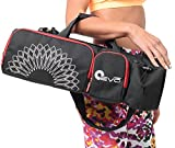 Yoga Mat Bag (BlackRed)