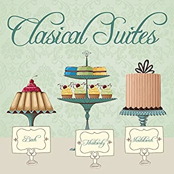 Classical Suites: Bach, Tchaikovsky, Shostakovich