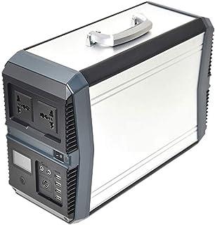 Central eléctrica portátil de 1000 W 273000 mah, Fuente de alimentación de Respaldo de Emergencia con inversor CC/CA, para Acampar en casa/Viajes