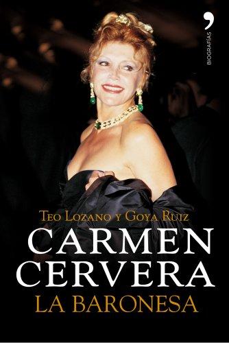 Carmen Cervera (Biografías y Memorias)