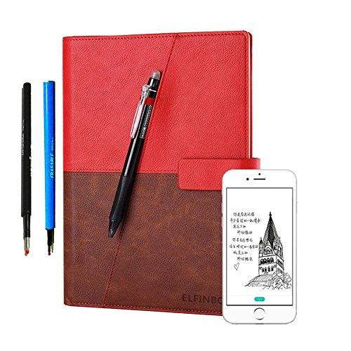 Smart Notebook 3.0 2018 APP Cloud-Speicher Zeichnungsbuch Sketchbook Notizblock (Rot)