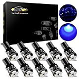 Partsam Automotive Dash & Instrument Bulbs