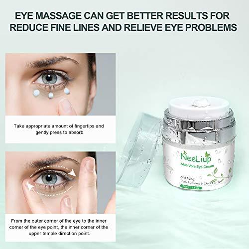 51zpH9qyqVL - Under Eye Cream - Eye Repair Cream Anti Aging & Dark Circle Eye Treatment Retinol Eye Cream