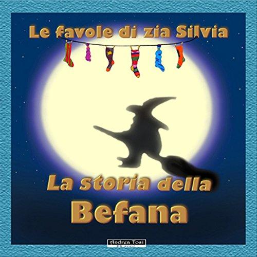La Storia della Befana audiobook cover art
