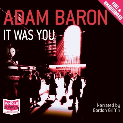 It Was You audiobook cover art