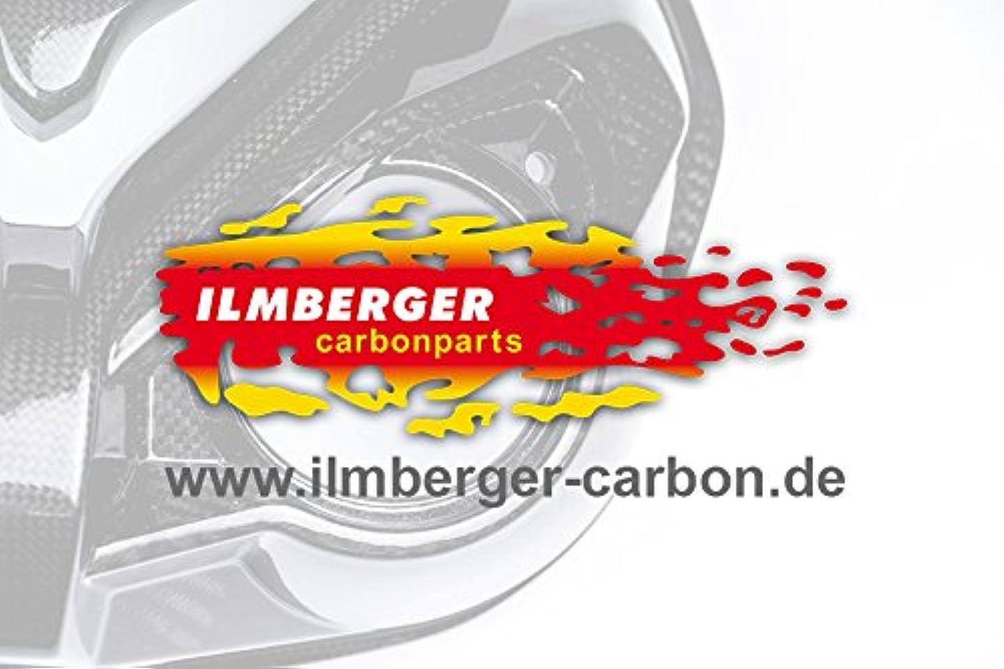 混合した頭蓋骨シロナガスクジラILMBERGER(イルムバーガー) 競技専品フェアリングフォルダー4部品(サイドパネル)およびアンダーカウル BMW S1000RR ('09-'11) ilm-vhk-079-s1rar-k