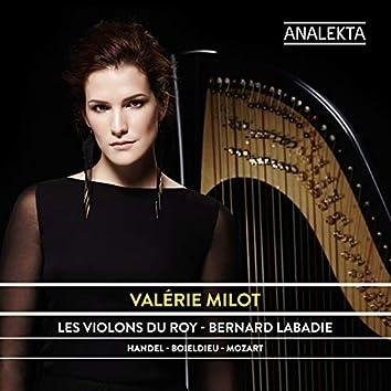 Harp Concertos: Mozart - Handel - Boieldieu