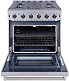 GE PP9830DJBB 30 Inch Smoothtop Electric Cooktop with 4 Burners, 3-Speed Downdraft Exhaust System, 9'/6 Inch Power Boil, Bridge Element and, 30', Black