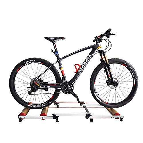 YIONGA CAIJINJIN Bike Bike Trainer MTB Road Bicycle Exercise Station Foldable Indoor Cycling Roller Trainer Tools