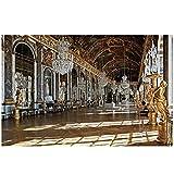 QQWER Spiegelsaal Im Schloss Von Versailles Poster