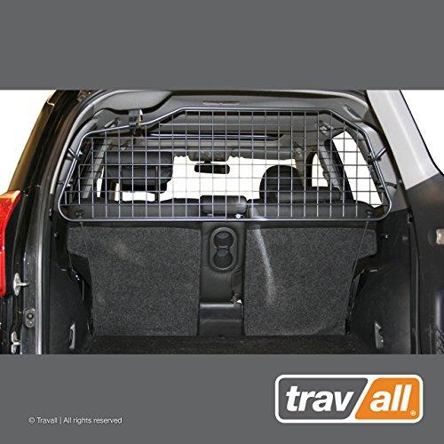 Travall® Guard Hundegitter TDG1128 - Maßgeschneidertes Trenngitter in Original Qualität