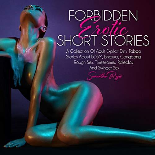 Forbidden Erotic Short Stories Titelbild