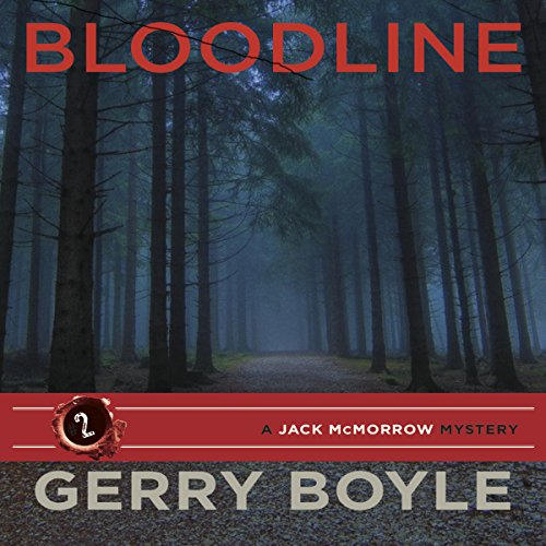Bloodline audiobook cover art