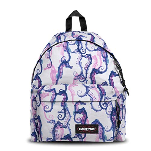 Eastpak Padded Pak'r Sac à Dos, 40 cm, 24 L, Multicolore (Sea Horse)