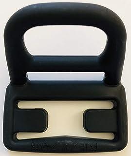 椿モデル No2 休止フック掛け 2個入り 黒色 ハーネス型安全帯用フック掛け