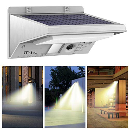 Best Solar Wall Light ithird