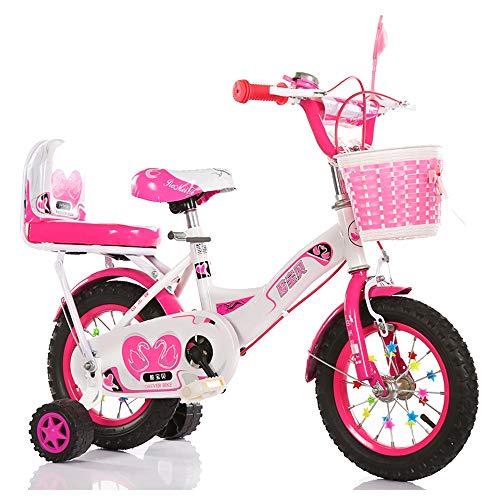 FUFU Chicos Y Chicas Bicicletas Infantiles 2 Colores, 12 Pulgadas, 14 Pulgadas, 16 Pulgadas, 18 Pulgadas,