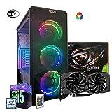 Pc desktop gaming completo Intel i5 9400 4.1ghz / Msi Gtx 1650 Gaming 4gb Ddr5/ Ram Ddr4 8gb/ Ssd...