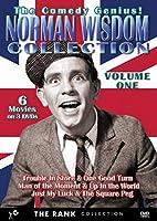 Norman Wisdom Comedy Collection Vol 1 [DVD]