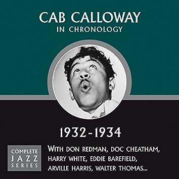 Complete Jazz Series 1932 - 1934