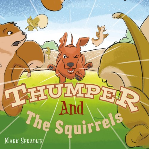 Thumper and the Squirrels cover art