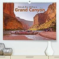 Colorado River Rafting im Grand Canyon (Premium, hochwertiger DIN A2 Wandkalender 2022, Kunstdruck in Hochglanz): Im Schlauchboot durch die Schlucht. (Monatskalender, 14 Seiten )