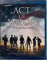 Act of Valor (Blu-ray, 2013) New