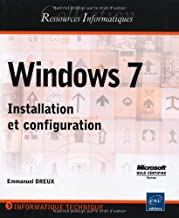 Windows 7 – Installation et configuration