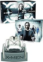 X-Men Cerebro Collection (7 Films) - 8-Disc Box Set and Replica Helmet ( X-Men / X-Men 2 (X2) / X-Men: The Last Stand / X-Men Origins: Wolverine / X-Men: Fi [ Blu-Ray, Reg.A/B/C Import - Netherlands ]