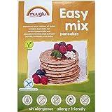 Pancakes Preparado Easy Mix | Avena | Sin Gluten | Vegano | Muuglu