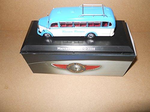 Classic Coaches bus Atlas 1/72 Mercedes Benz O 3500 Ref. 115