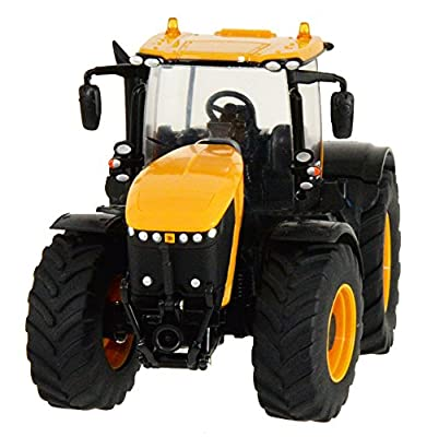 Britains 1:32 JCB 8330 Fastrac Tractor Toy, Collectable Farm Set Toy Tractors for Children, Toy Tractor Compatible with All 1:32 Scale Farm Toys, Suitable for Collectors & Children from 3 Years by TOMY