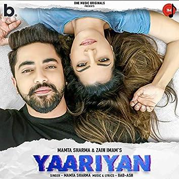 Yaariyan (feat. Zain Imam)