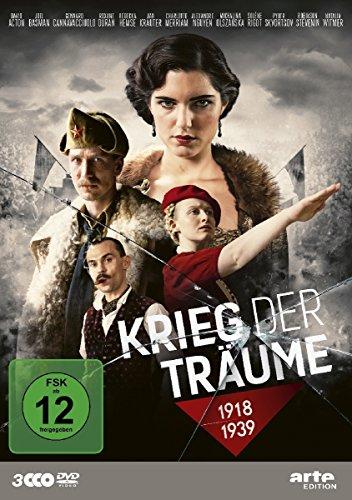 Krieg der Träume (3 DVDs)