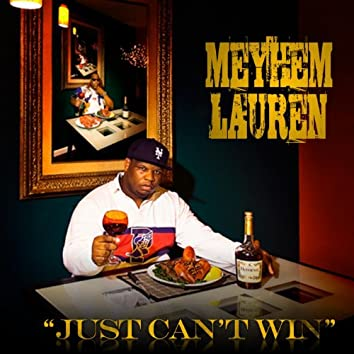 Just Can't Win - Single
