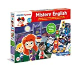 Clementoni - Mistery English Juego Educativo, Multicolor (55227)