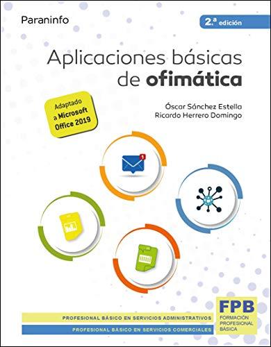 Aplicaciones básicas de ofimática 2.ª edición 2021