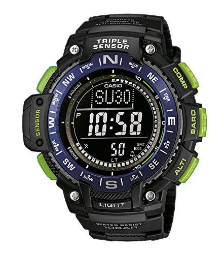 Casio Herren-Armbanduhr Collection Digital Quarz Resin SGW-1000-2BER