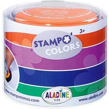 Loisir Cr/éatif Stampominos Aladine 85114 F/ées