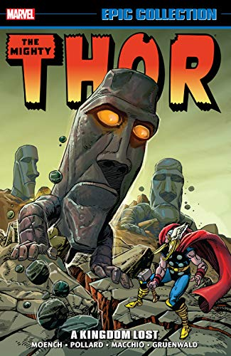 Thor Epic Collection: A Kingdom Lost (Thor (1966-1996)) (English Edition)