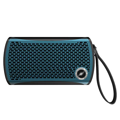Buy WXLSQ Bluetooth Speakers, Loud Dual Driver Hi-Fi Wireless Bluetooth Speaker with HD Audio and En...