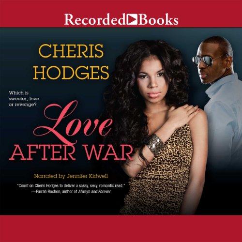 Love After War audiobook cover art