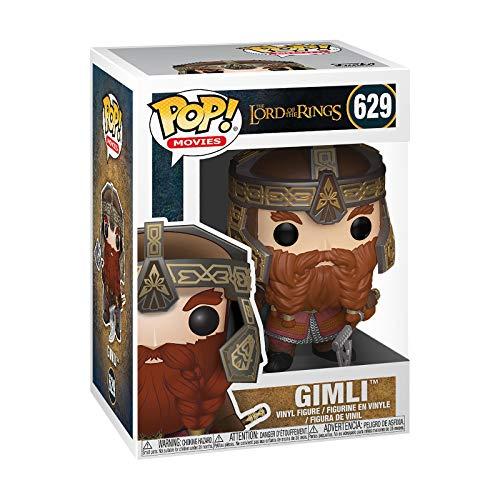 POP! Vinylfigur: LOTR/Hobbit: Gimli