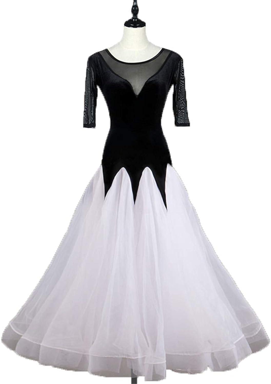 Frau National Standard Ballsaal Tanzen Kleid Wettbewerb Tanzen Kostüm Modern Walzer Tanzen Tango Tanzen Performance Kostüm Großartig Swing B07KP4DFL3 Günstige Bestellung  | Neues Produkt